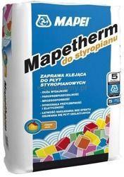 KLEJ DO STYROPIANU MAPEI MAPETHERM 25KG