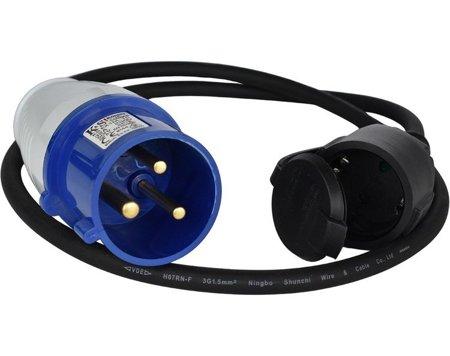 Adapter-przedłużacz KONNER & SOHNEN  KS EX1M-1S