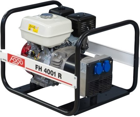 Agregat prądotwórczy FOGO FH 4001 R + Olej + Darmowa DOSTAWA