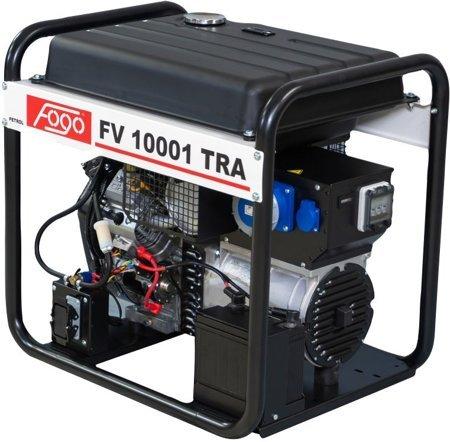 Agregat prądotwórczy FOGO FV 10001 TRA + Olej + Darmowa DOSTAWA
