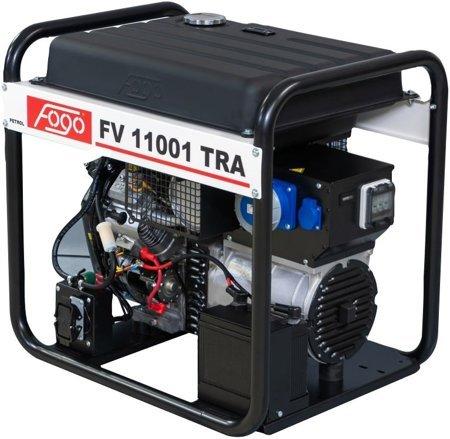 Agregat prądotwórczy FOGO FV 11001 TRA + Olej + Darmowa DOSTAWA