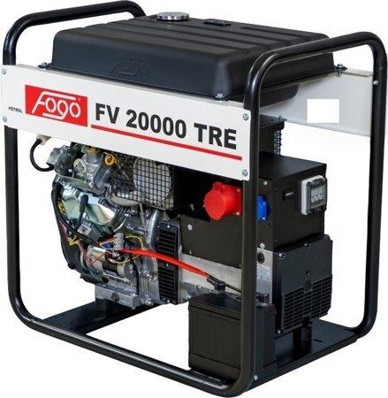 Agregat prądotwórczy FOGO FV 20000 TRE + Olej + Darmowa DOSTAWA