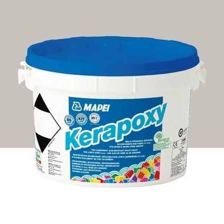 FUGA EPOKSYDOWA MAPEI KERAPOXY 111 2KG SREBRNY