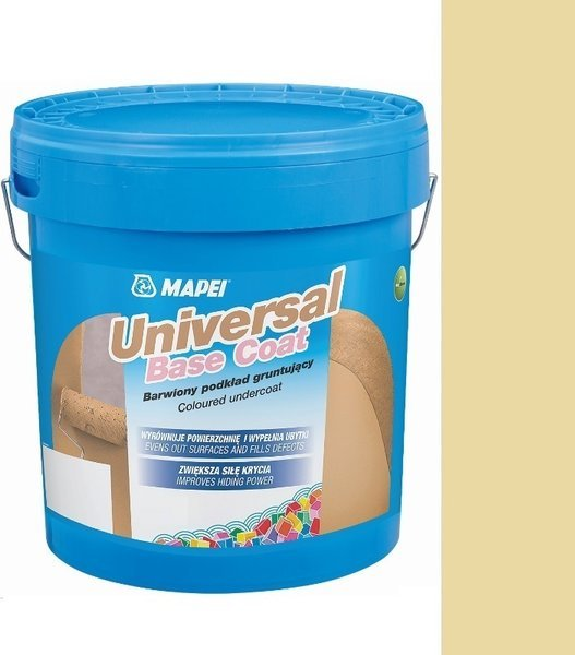 GRUNT ELEWACYJNY MAPEI UNIVERSAL BASE COAT 1046 20KG GRUPA-B