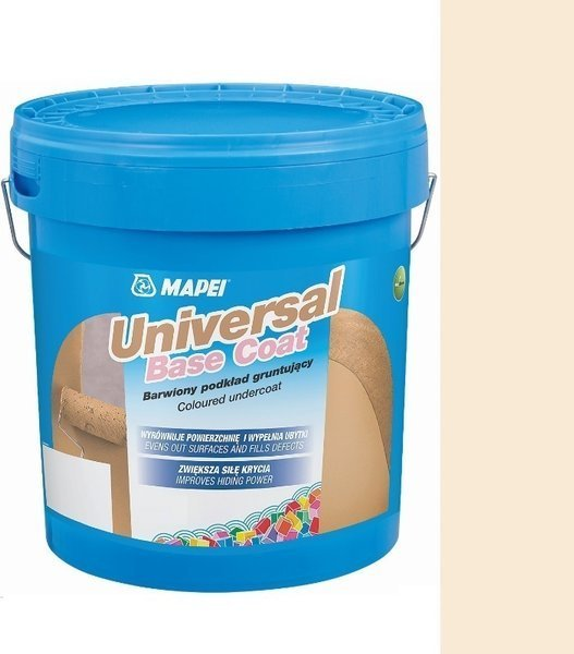 GRUNT ELEWACYJNY MAPEI UNIVERSAL BASE COAT 1107 20KG GRUPA-A