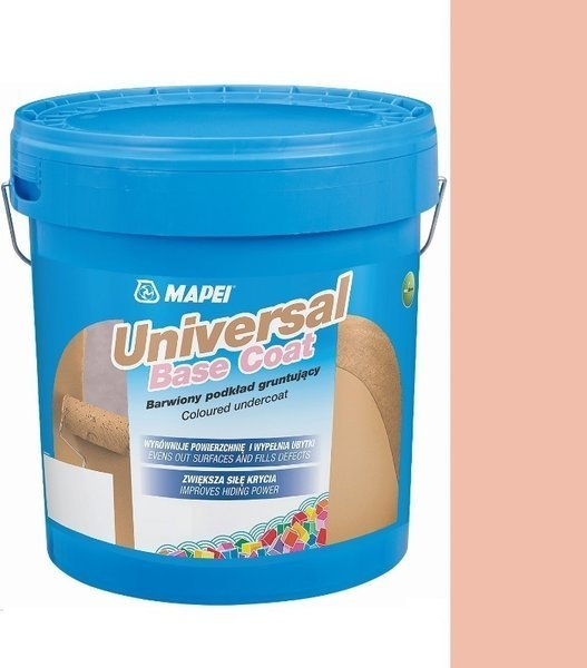 GRUNT ELEWACYJNY MAPEI UNIVERSAL BASE COAT 1176 20KG GRUPA-A
